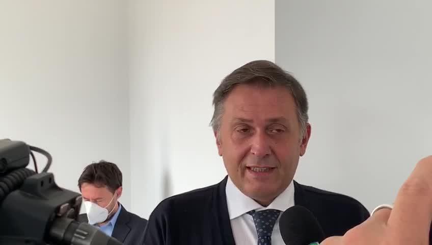 """Video: Battaglia: """"Chiamato alla ricostruzione di Forza Italia a Varese, ripartiamo dalle colonne portanti"""""""