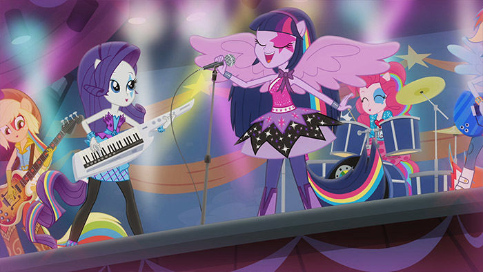 my little pony equestria girl rainbow rocks full movie english
