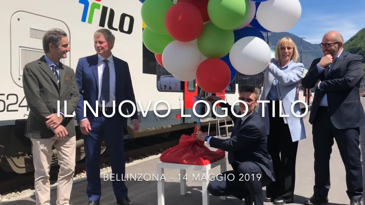 """Video: Nuovo logo per Tilo: """"Ancora più unite Lombardia e Canton Ticino"""""""