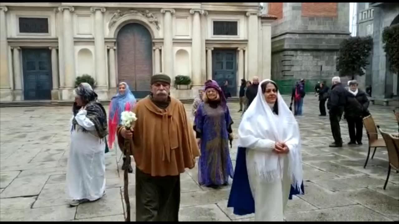 Video: Il corteo di San Giuseppe