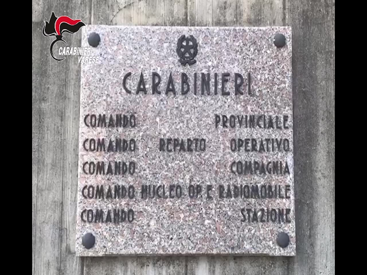 "Video: Carabinieri in azione a Castellanza: operazione ""Windows"""