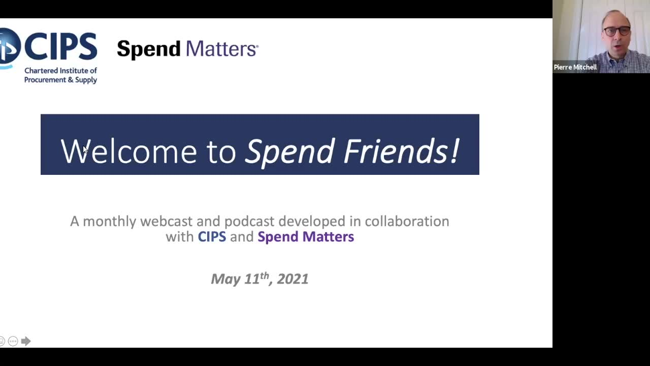Spend Friends episode 6 with Jim Townsend, CPO of WBA slide image