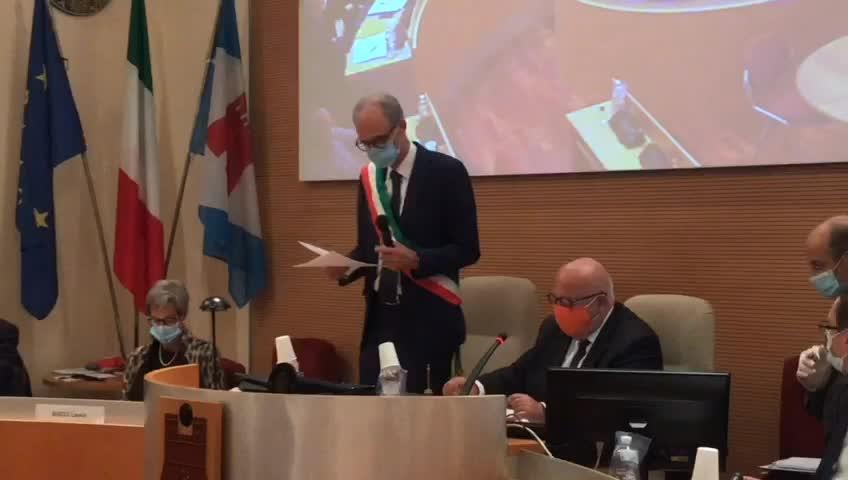 Video: Saronno, le linee guida del neo sindaco Augusto Airoldi
