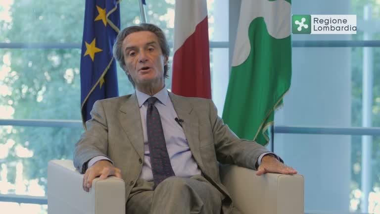 """Video: Fontana: """"Olimpiadi 2026, ecco a che punto siamo"""""""