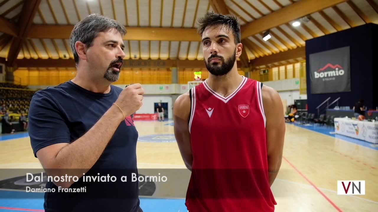 Video: Openjobmetis-Galatasaray, le parole di Caja e Tambone