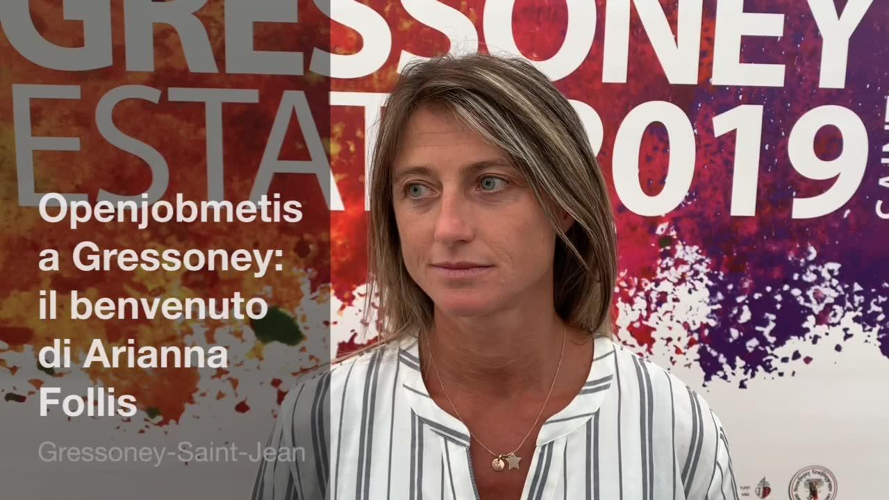 Video: Il benvenuto di una campionessa del mondo alla Openjobmetis in Valle d'Aosta