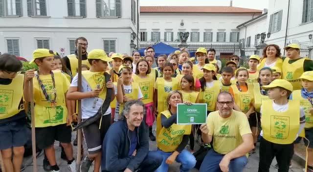 Video: Puliamo il Mondo a Castellanza
