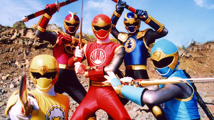 Power Rangers Ninja Storm: The Complete Series - DVD | Shout