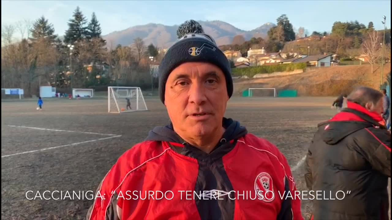 """Video: Caccianiga, sfogo amaro: """"Assurdo lasciar morire Varesello"""""""