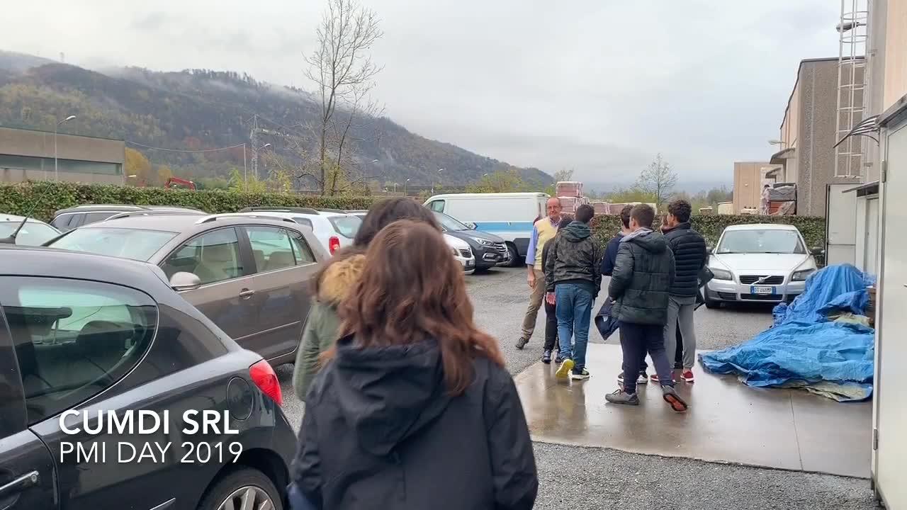 Video: Pmi Day alla Cumdi