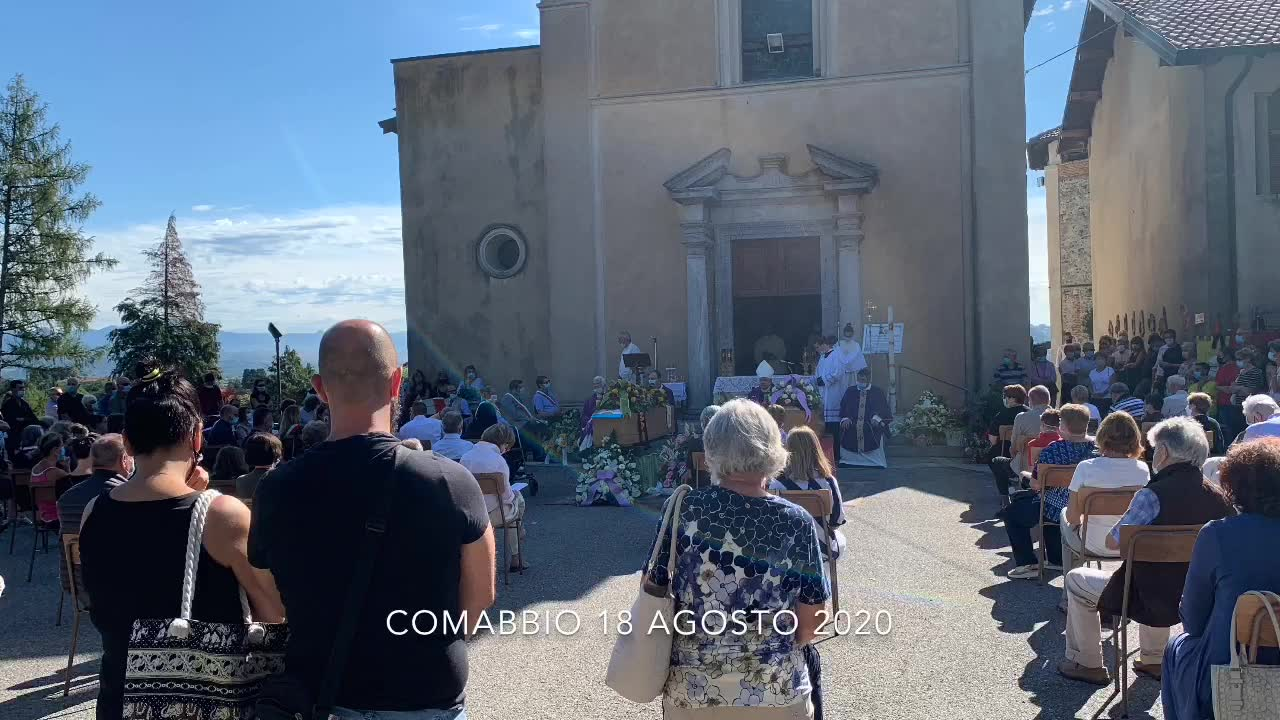 Video: I funerali di Silvia e Gianluca