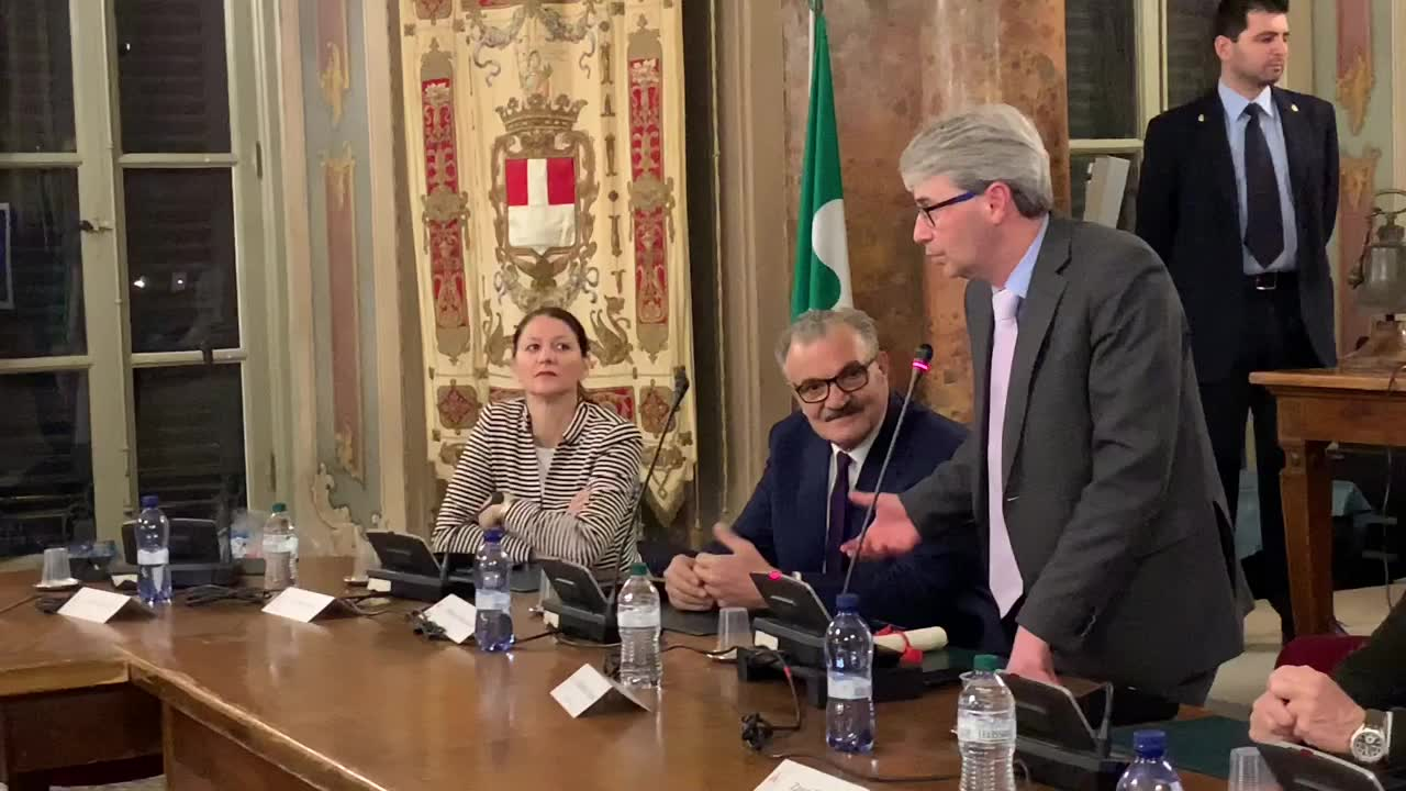 Video: Romeo Sacchetti è ufficialmente cittadino onorario di Varese