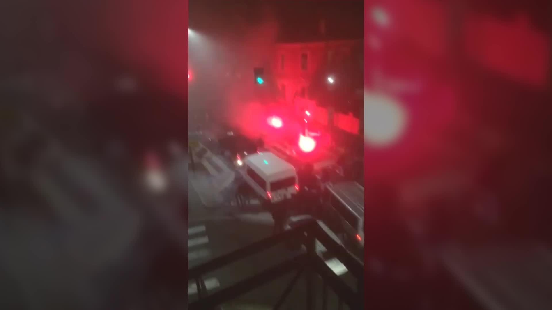 Video: Il video degli scontri ultras a Milano