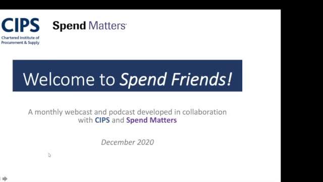 'Spend Friends' Episode 1 slide image