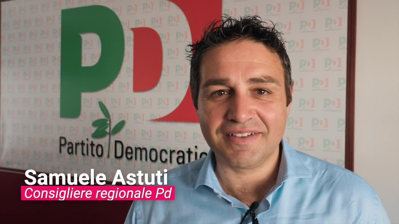 Video: Astuti presenta gli Emendamenti Pd al bilancio regionale