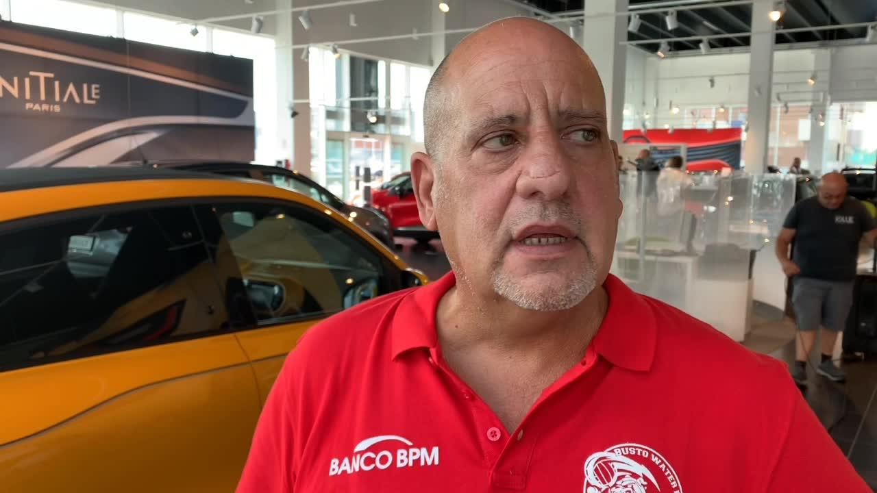 """Video: Baldineti: """"Squadra rinnovata ma con una base forte"""""""