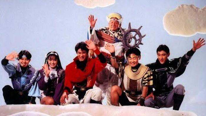 Super Sentai Zyuranger: The Complete Series - DVD | Shout! Factory
