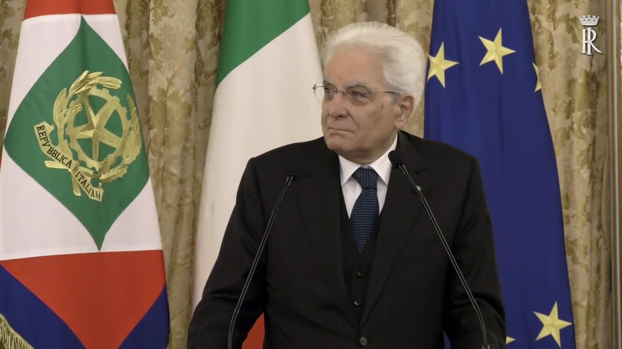 Video: Mattarella elogia i Carabinieri di Monteviasco