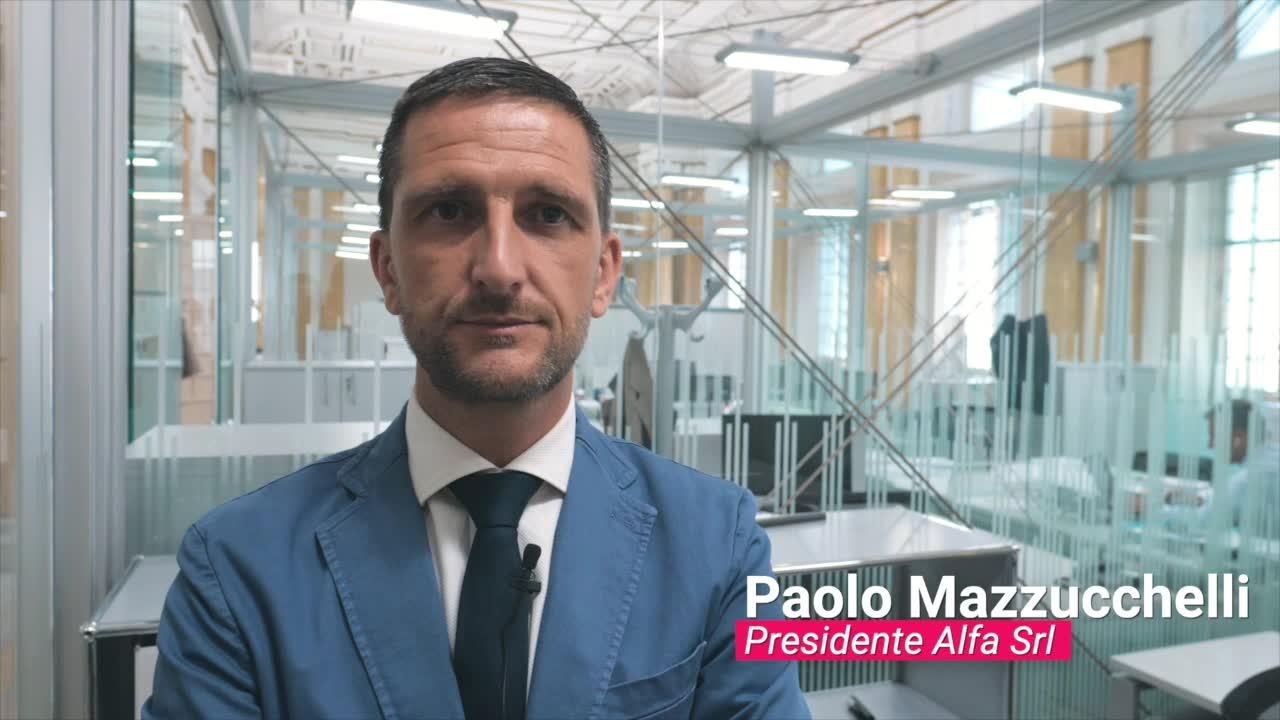 Video: Alfa Srl e il gruppo Cap stringono un accordo di collaborazione