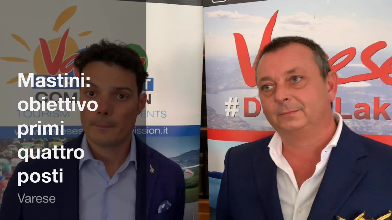Video: Matteo&Matteo: i due presidenti lanciano i Mastini
