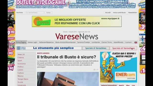 Video: Come entrare nella comunità di VareseNews