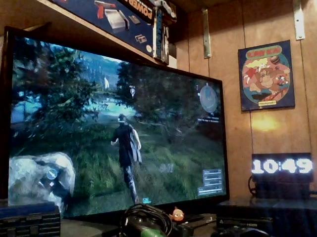 PlayStation 4 - Final Fantasy XV - Heaviest Fish Caught - Crag Barramundi - 23.9 - Brandon Finton