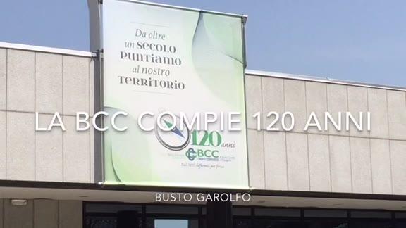 Video: La Bcc compie 120 anni