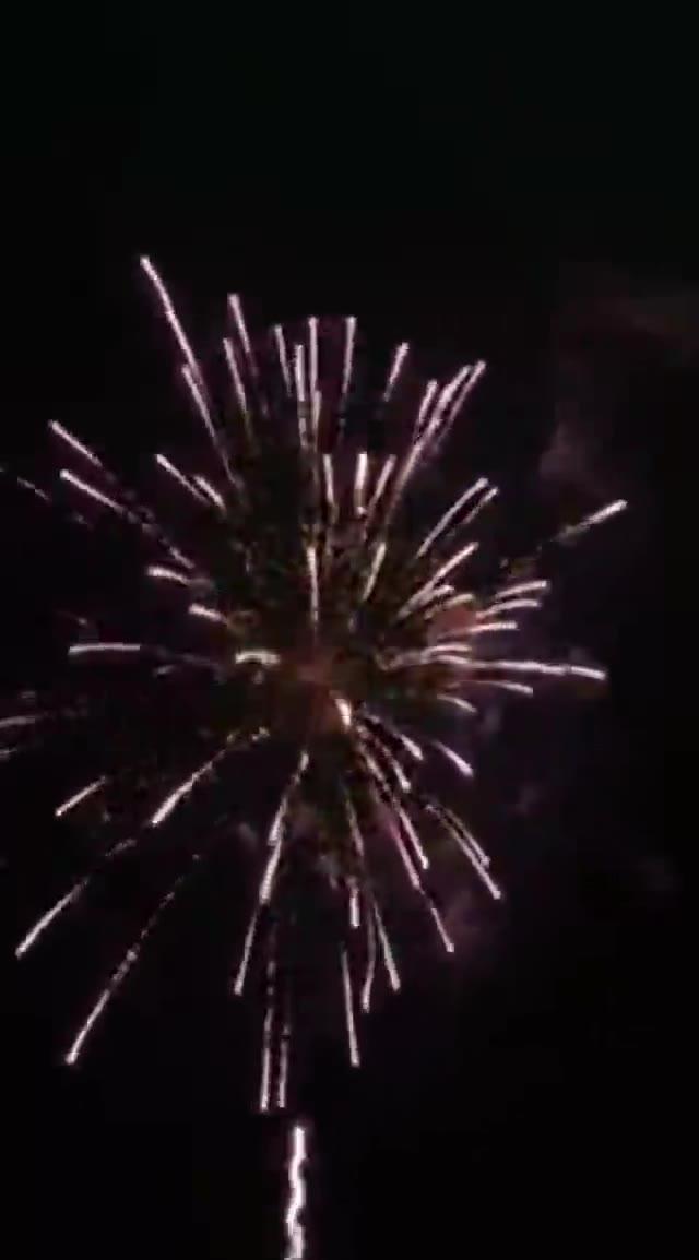 Video: I fuochi d'artificio a Besozzo per la Festa di Sant'Antonio