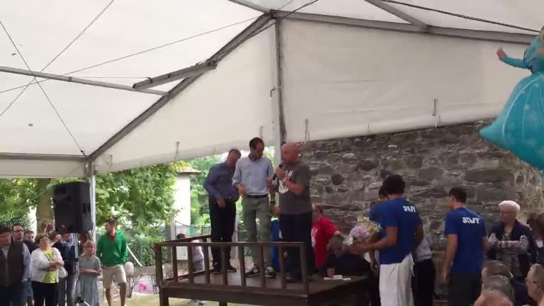 Video: Festa d' Sant'Eusebio, l'incanto delle Barelle