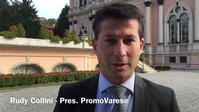 Video: Il presidente di PromoVarese presenta il percorso botanico delle Ville Ponti
