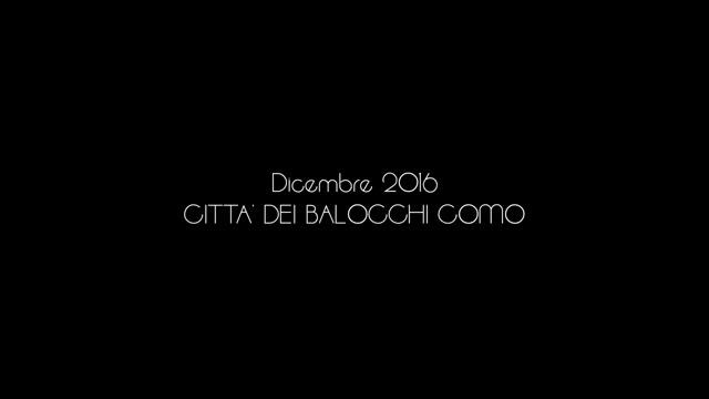 Video: La magia del Natale a Como