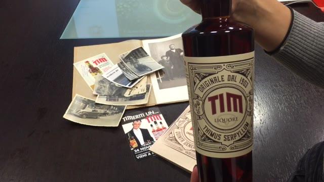 Video: Con la quinta generazione rinasce il liquore Tim