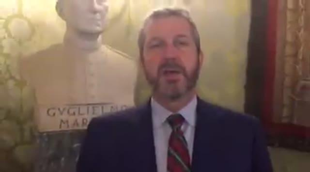 """Video: Benedetto della Vedova: """"Inizia l'iter per la legalizzazione della Cannabis"""""""