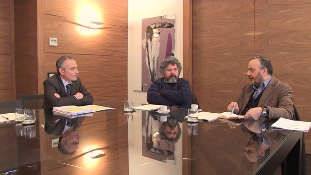 Video: L'economia e le sfide della politica, parla Riccardo Comerio