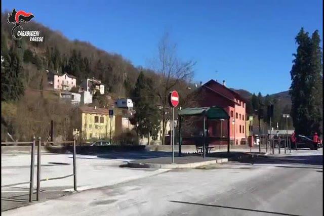 """Video: Il """"ponte dell'immacolata"""" dei Carabinieri"""