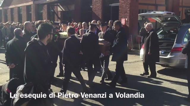 Video: I funerali di Pietro Venanzi