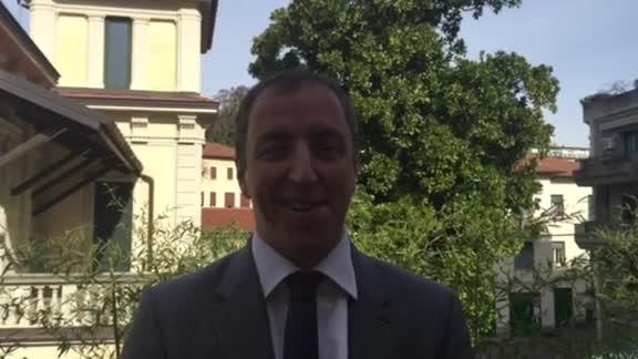 Video: Paolo Orrigoni si presenta a Varese