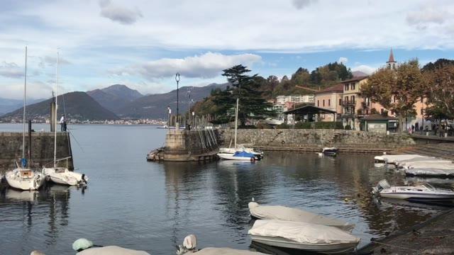 Video: Da Laveno a Villa della Porta Bozzolo a piedi