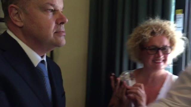 Video: Il rettore Coen Porisini di congratula con il neo eletto