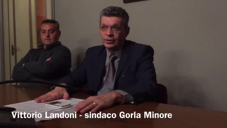 """Video: Landoni: """"I profughi nel centro di Gorla Minore sono troppi"""""""