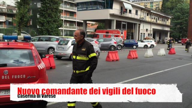 Video: Vigili del fuoco, parla il comandante