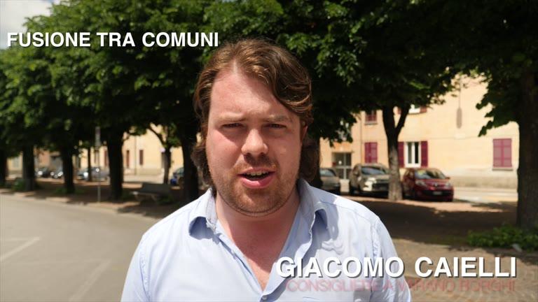 Video: Giacomo Caielli: le ragioni del no alla fusione