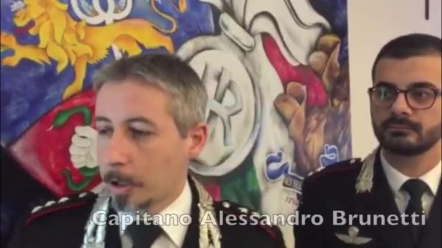 Video: Due arresti a Catania per due rapine nel Varesotto