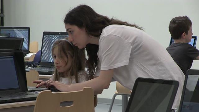 Video: 40 bambini danno il via ad Idea.Lab