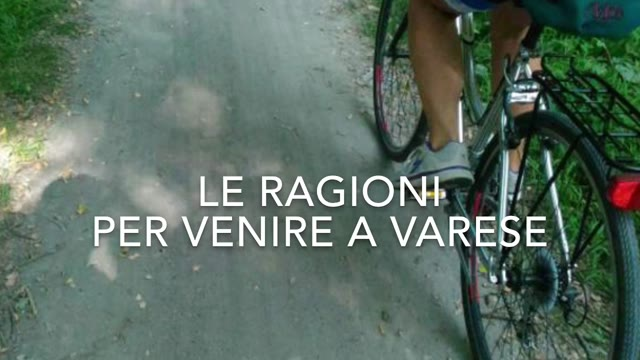 Video: Le ragioni per venire a Varese