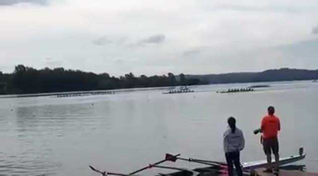 Video: Canottaggio, campionati italiani Ragazzi, Under 23 e Esordienti. Varese terza nell'otto