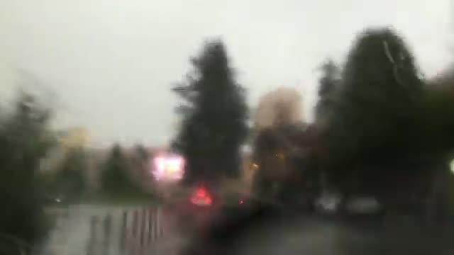 Video: Diluvio su Varese