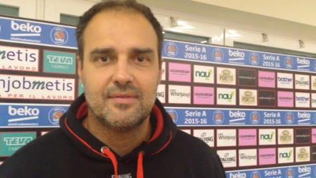 Video: Coach Moretti presenta OpenjobMetis Varese – Pasta Reggia Caserta