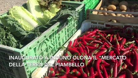 Video: L'inaugurazione del Mercato della terra del Piambello