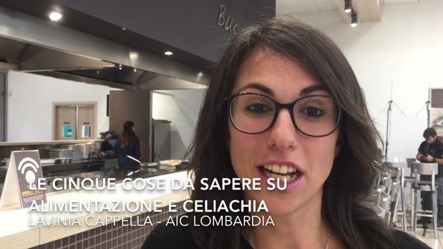 Video: 5 cose da sapere su alimentazione e celiachia